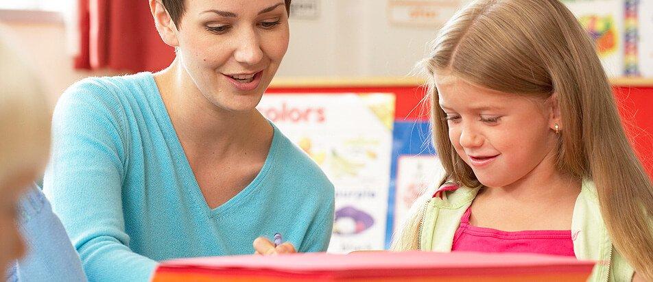 Kinderopvang - Dag school